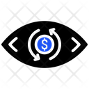 Eye Money Icon
