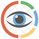 Eye Monitoring Icon