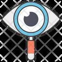 Eye Monitoring Icon