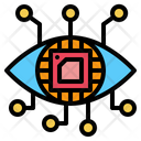 Ai Eye Vision Icon