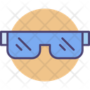 Eye Protection Welding Glasses Protection Icon