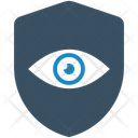 Eye Insurance Protection Icon