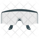 Eye Protection Glasses Goggles Icon