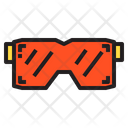 Eye Protection Safety Tool Icon