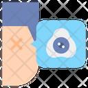 Eye Prothesis Ocular Prosthesis Prothesis Icon