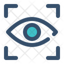 Eye Recognition Iris Eye Icon
