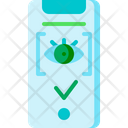 Eye Recognition Icon