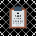 Eye Report Icon
