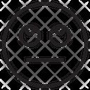 Eye Roll Icon