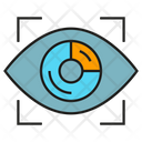Eye Scan Security Scan Icon
