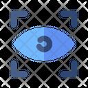 Eye Scan Eye Scan Icon