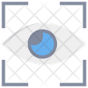 Eye View Scan Icon