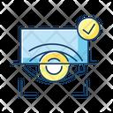 Eye Scanner Eye Scan Icon