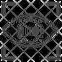 Technology Authentication Biometric Icon