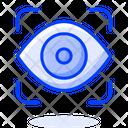 Eye Scanning Eye Scan Eye Icon