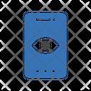 Eye View Mobile Icon