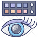 Eye Shadow Palette Icon