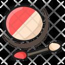 Eye Shadow Kit Makeup Kit Blush On Kit Icon
