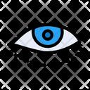 Eye Surgery Face Icon