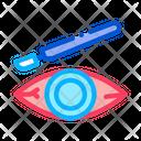 Treatment Eye Surgical Icon