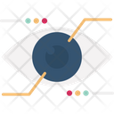Augmented Reality Eye Tap Eye Tap Augmentation Icon