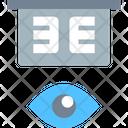 Eye Test Eye Testing Eye Icon