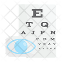 Eye Test Eye Ophthalmology Icon