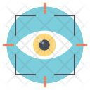 Eye Tracking Visual Icon