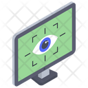 Eye tracking Icon