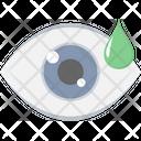 Eye Treatment Medicine Icon
