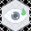 Treatment Eye Medicine Icon