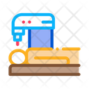 People Treatment Machinery Icon