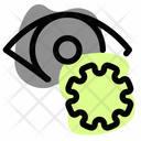 Eye Virus Disease Health Icon