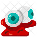 Blood Eye Eyeball Icon