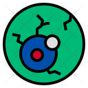 Eyeball Horror Scary Icon