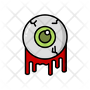 Eyeball Eye View Icon