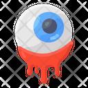 Eyeball Eye Organ Icon