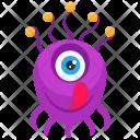 Eyeball Monster Icon