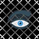 Eyebrow Eye Makeup Icon