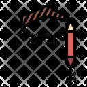 Eyebrow Icon