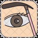 Eyebrow Brush Icon
