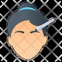 Eyebrow Pencil Brow Tinting Eyebrow Tint Icon