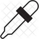 Eyedropper Dropper Pipette Icon
