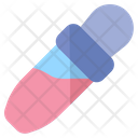Eyedropper Dropper Laboratory Icon