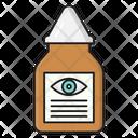 Eyedropper Optical Healthcare Icon