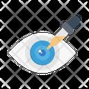 Eyedropper Pipette Healthcare Icon