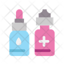 Medical Healthy Eyedropper Icon