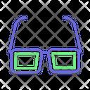 Eyeglass Glasses Shades Icon