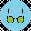 Eyeglasses Spectacles Specs Icon