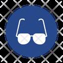 Eyeglasses Glasses Goggles Icon